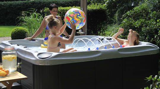 Purchasing a Hot Tub